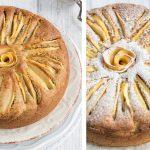 torta di mele vegan senza glutine torta di mele light alle mandorle e grano saraceno