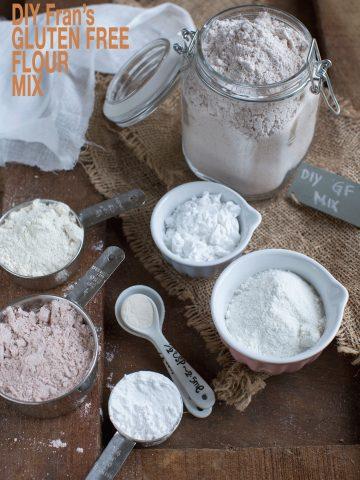 BEAUTY FOOD BLOG MIX FARINE SENZA GLUTINE HOME MADE DIY FATTO IN CASA | non comprato