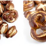 Vegan laugen vegan pretzel dauryfree -panini soffici laugen e pretzel vegani senza latte