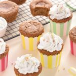 vegan glutenfree funfetti cupcakes #healthy #vegan #glutenfree