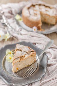vegan glutenfree buckwheat yogurt tart #glutenfree | Pastiera napoletana vegan senza glutine | crostata vegan senza glutine al grano saraceno