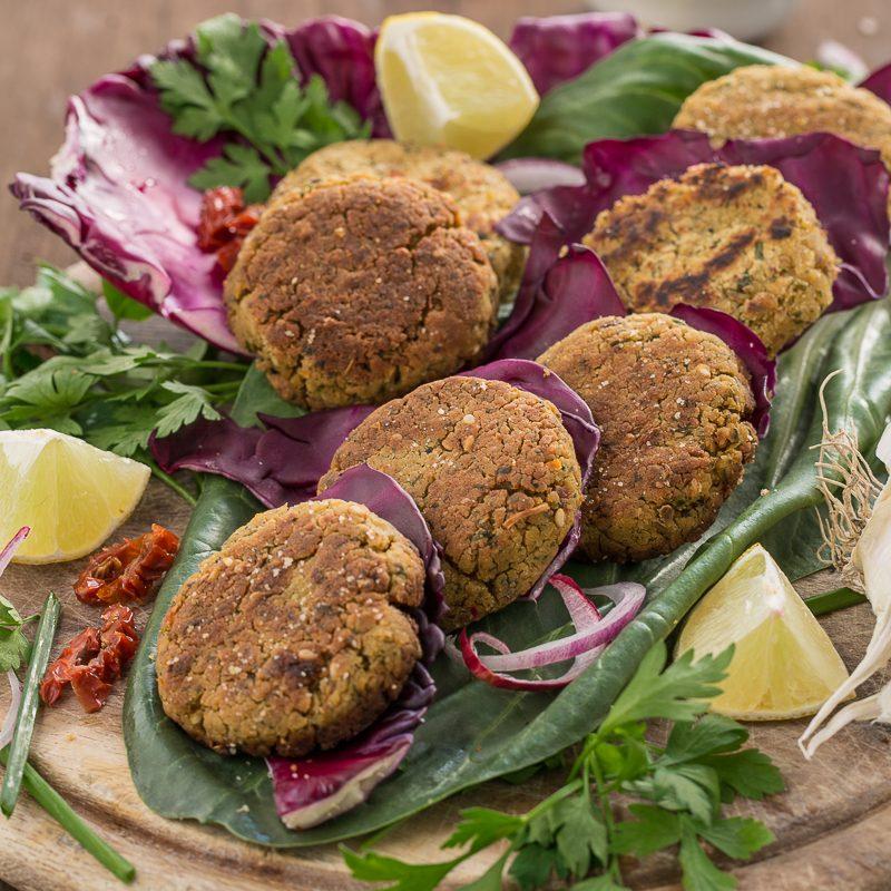 how to make baked #FALAFEL recipe or pan fried falafel #glutenfree #vegan #easy and #healthy : ricetta falafel al forno o falafel in padella facili e sani, senza glutine, senza lattosio, senza uova , vegani
