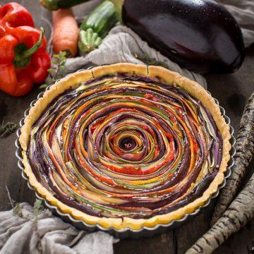 vegan #glutenfree vegetable spiral tart recipe   ricetta torta salata di verdure a spirale senza glutine senza uova senza burro vegan