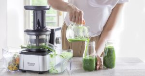 centrifugato drenante | homemade hydrating green juice