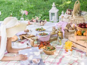 insalata di quinoa - vegan mediterranean quinoa salad by beautyfoodblog.com