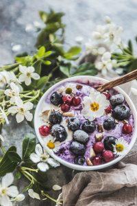 blueberry smoothi