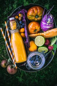 glowing skin CARROT turmeric SMOOTHIE | smoothie carote e curcuma vegan
