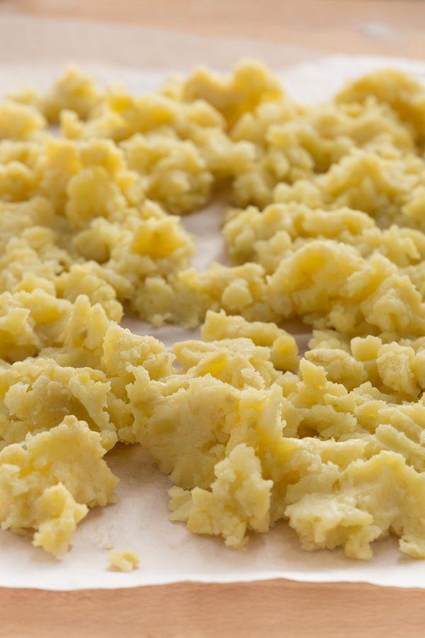 gnocchi alla barbabietola senza glutine senza uova | vegan glutenfree beetroot gnocchi