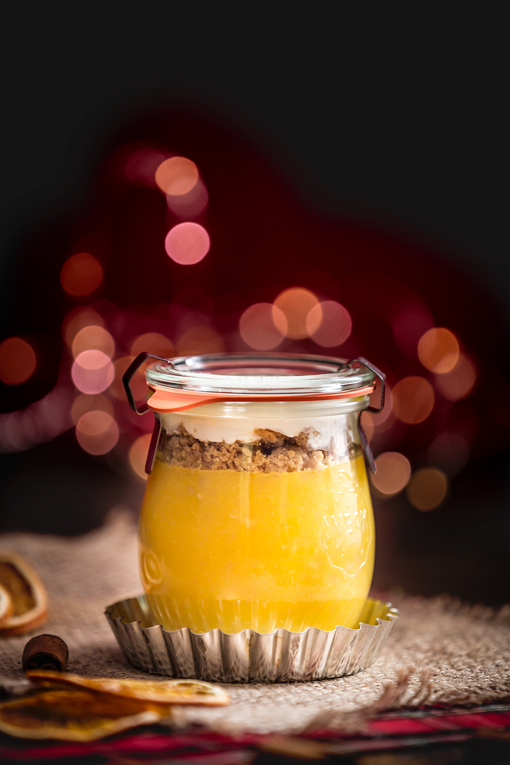 VEGAN Orange TAPIOCA PUDDING - Tapioca pudding arancia e cannella- Budino vegan all'acqua senza grassi #vegan #glutenfree #fatfree #xmas