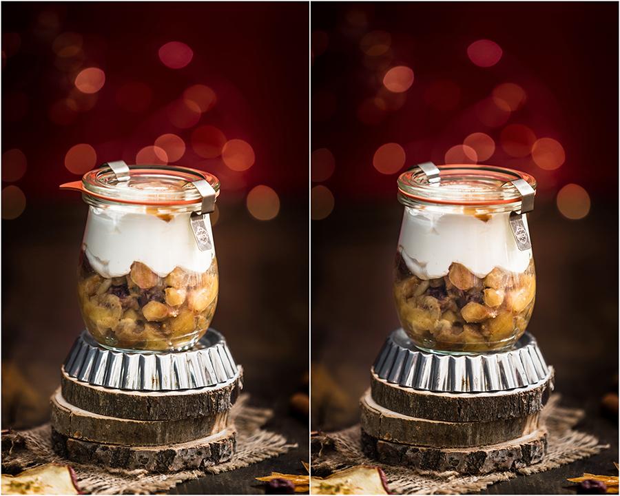 Vegan apple strudel recipe Ricetta Strudel di mele vegan senza uova senza burro apfelstrudel weck