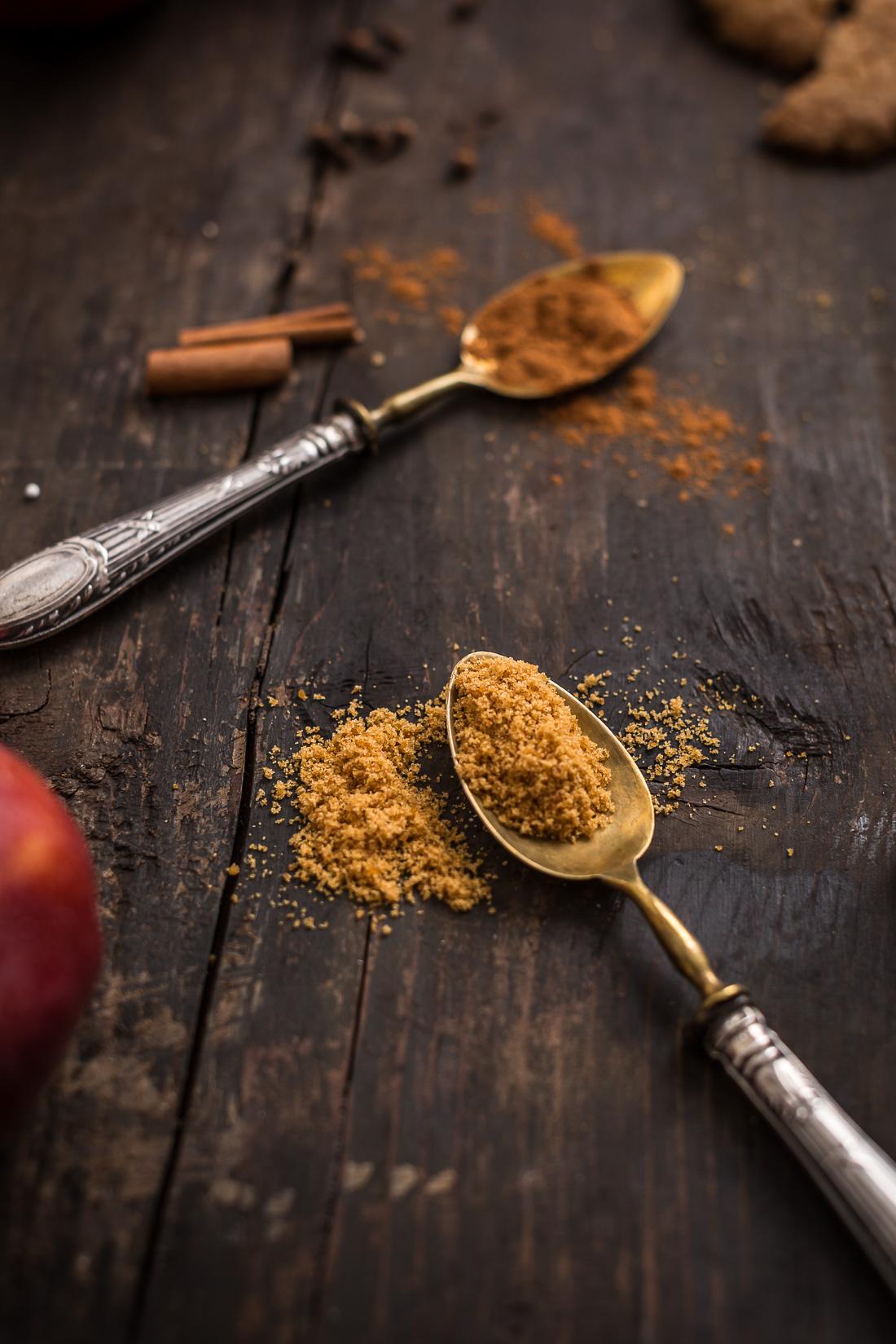 Vegan apple strudel recipe Ricetta Strudel di mele vegan senza uova senza burro zucchero muscovado e cannella