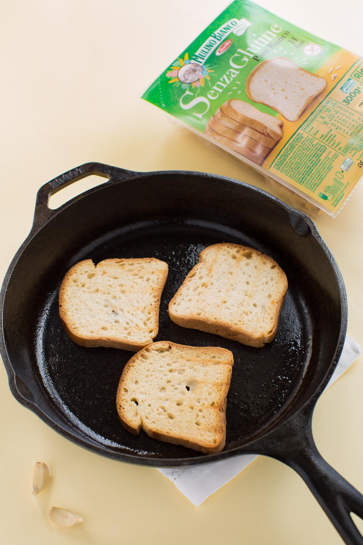 come preparare l'avocado toast vegan senza glutine - how to make a vegan avocado toast