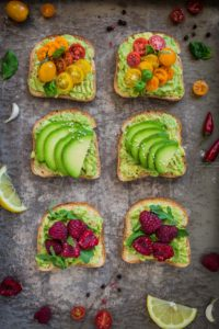 #glutenfree vegan avocado toast recipe - ricetta avocado toast vegan senza glutine