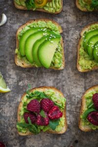 ricetta avocado toast vegan senza glutine - glutenfree vegan avocado toast recipe