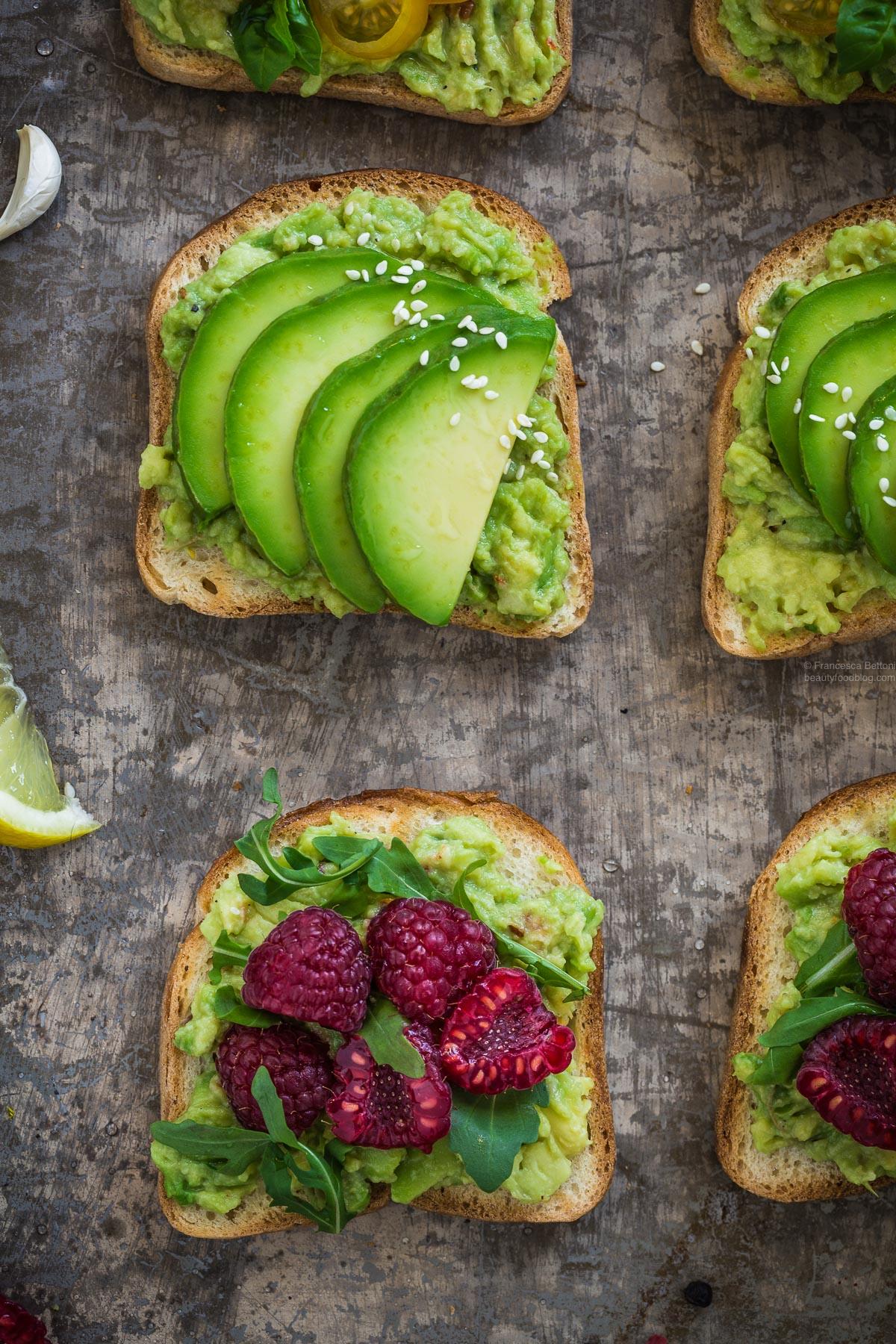 ricetta avocado toast vegan senza glutine - glutenfree vegan avocado toast recipe