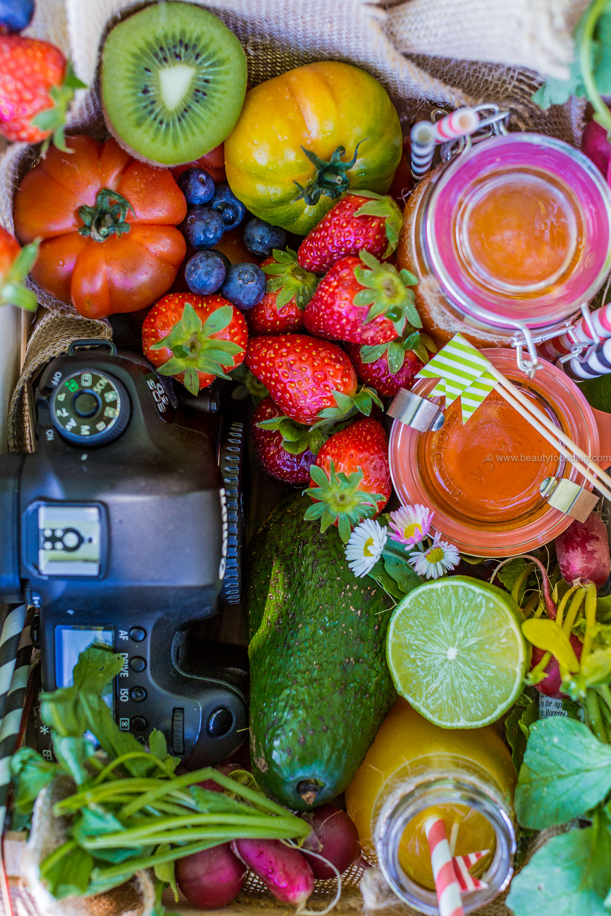 beauty food blog fresh fruit juice spring garden photography-2