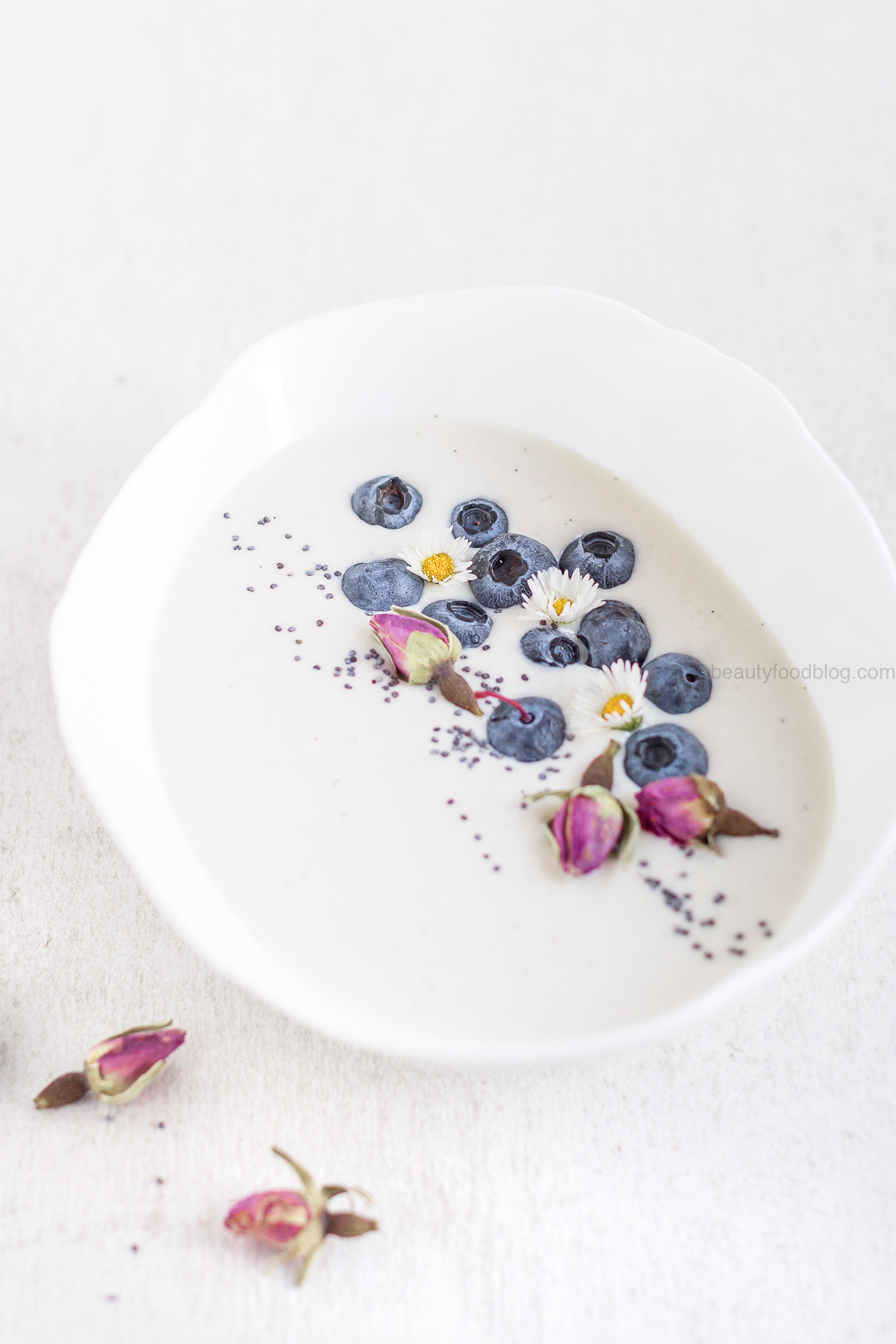 ricetta yogurt vegan fatto in casa facilissimo senza yogurtiera raw agli anacardi o mandorle - easy homemade vegan yogurt recipe - how to make homemade vegan yogurt no yogurt maker soy-free