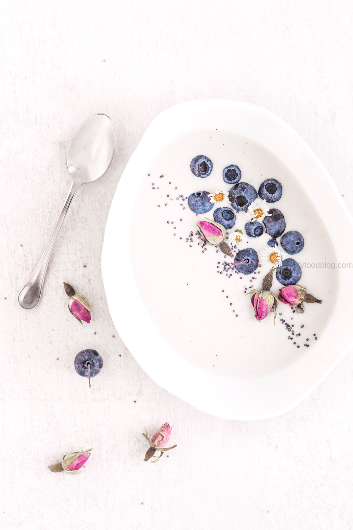 ricetta yogurt vegan fatto in casa raw agli anacardi o mandorle easy homemade #vegan #yogurt recipe beauty food blog