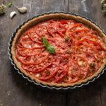 easy vegan savory pie crust NO coconut oil - pasta brisé vegan al farro integrale- pasta frolla salata vegana facile e veloce