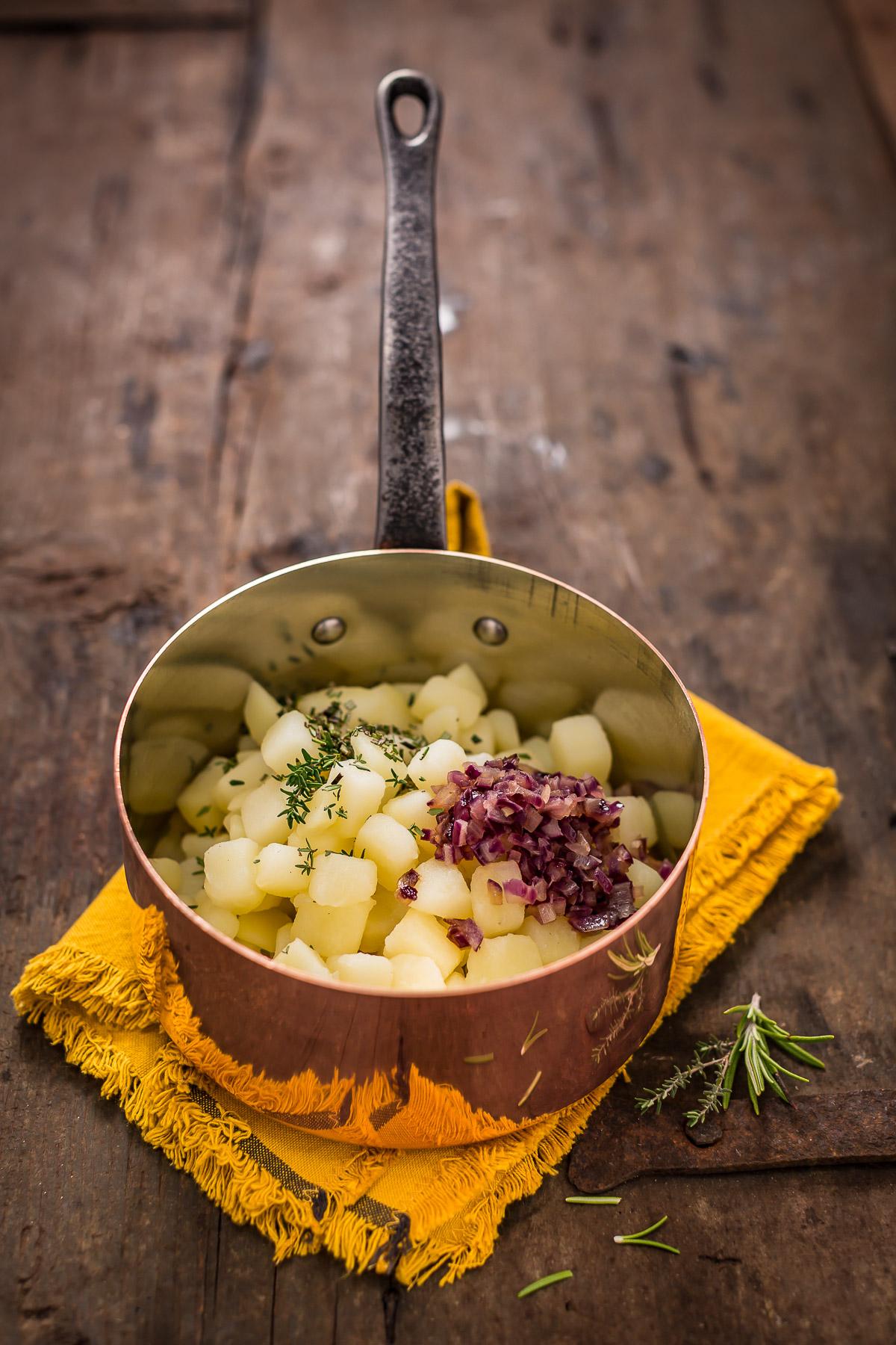 Italian Vegan BAKED STUFFED #ARTICHOKES with potato #glutenfree Ricetta CARCIOFI RIPIENI #VEGAN al FORNO con PATATE gratinati senza glutine light