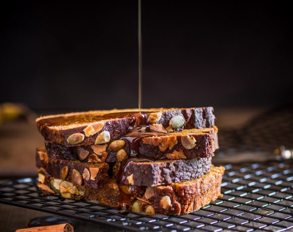 BANANA BREAD alla ZUCCA Vegan Senza Glutine