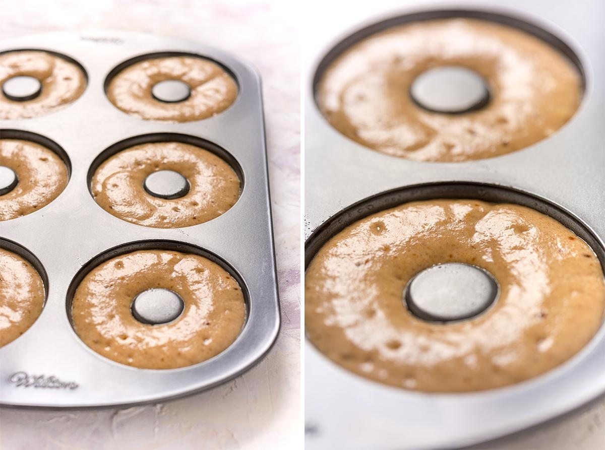 easy fluffy vegan glutenfree baked donuts recipe ricetta donuts al forno vegan senza glutine soffici #vegan #glutenfree #senzaglutine