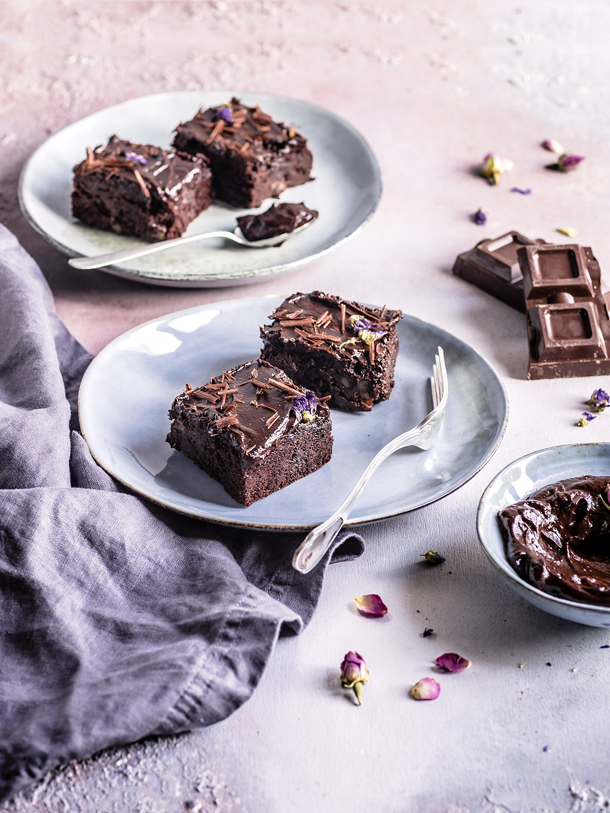 healthy VEGAN GLUTENFREE BROWNIE recipe with espresso coffee and coconut milk ricetta BROWNIES VEGAN SENZA GLUTINE facili light sani senza farine raffinate senza zuccheri raffinati simple