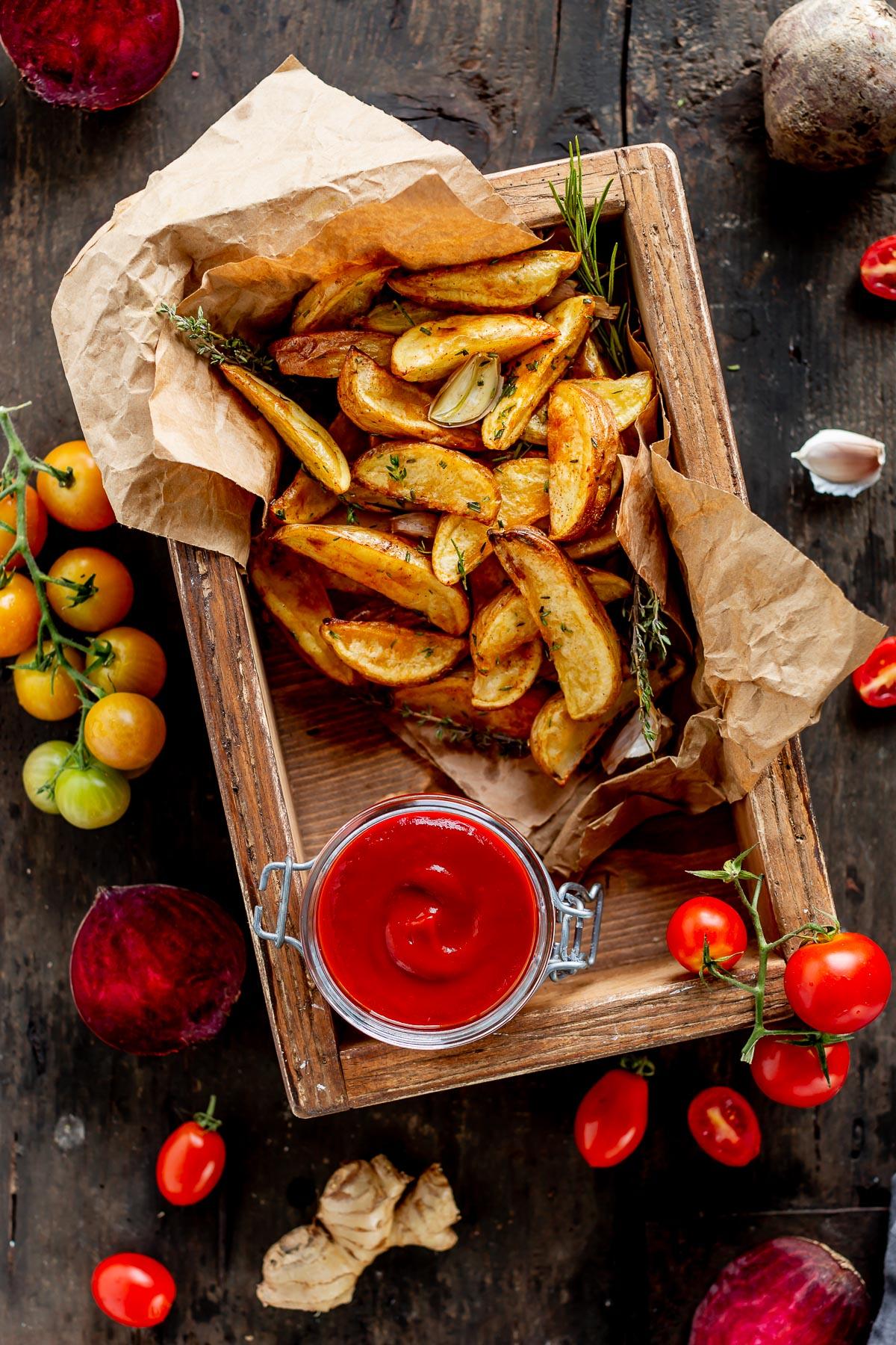 VEGAN homemade tomato BEET KETCHUP recipe refined sugar free #healthy ricetta KETCHUP fatto in casa alla BARBABIETOLA sano vegan senza glutine senza zucchero raffinato