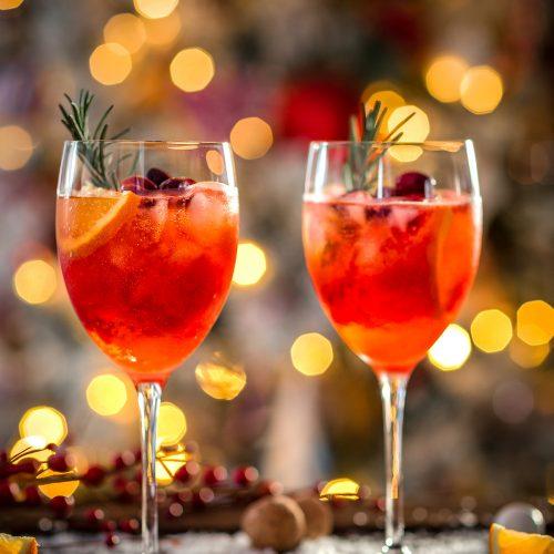 Ricetta Spritz A Casa.Spritz Di Natale Ricetta Winter Holiday Christmas Spritzer Recipe