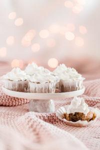 vegan Christmas Cupcakes Natale