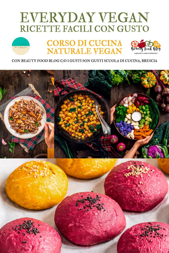 corso di cucina vegan naturale everydau vegan recipes beauty food blog