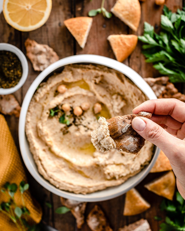 Ricetta Hummus Farina Di Ceci.Hummus Di Ceci Ricetta Originale The Best Hummus Recipe