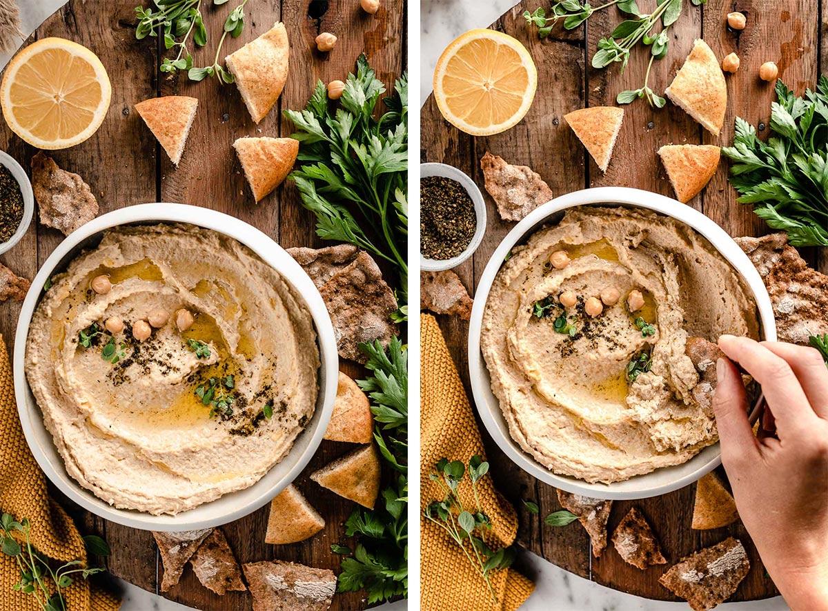 how to make the best hummus recipe ricetta hummus di ceci ricetta originale #vegan