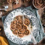 RAVIOLI VEGAN alle Lenticchie | Homemade Burnt Wheat Lentil Vegan Ravioli