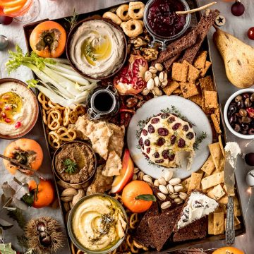 Antipasti Vegan di Natale – oltre 15 ricette facili e gustose + 2 ricette Bonus