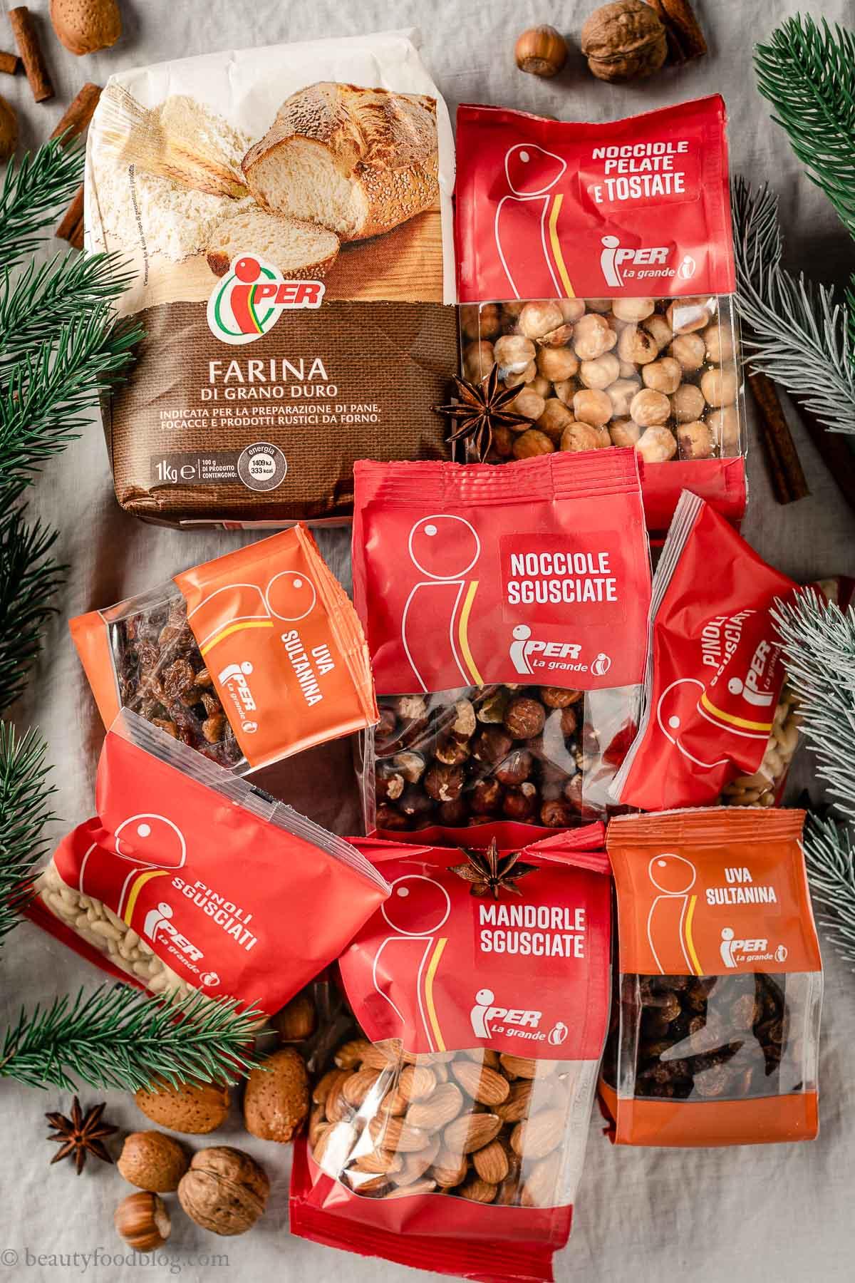 Ricetta Zelten Tirolese Originale Dolce di Natale del SudTirol Iper