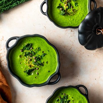 Crema di Broccoli Light Green Detox Broccoli Soup
