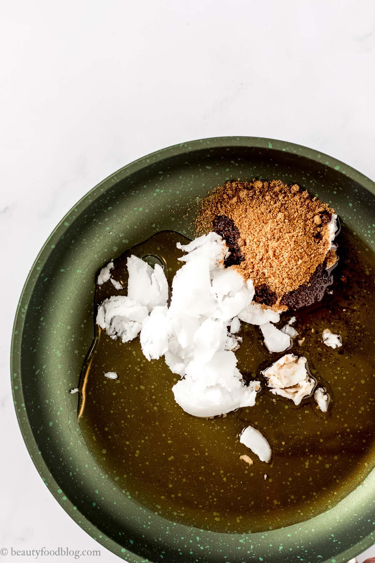 come fare la granola fatta in casa granola croccante cocco e fragole how to make vegan homemade crunchy granola