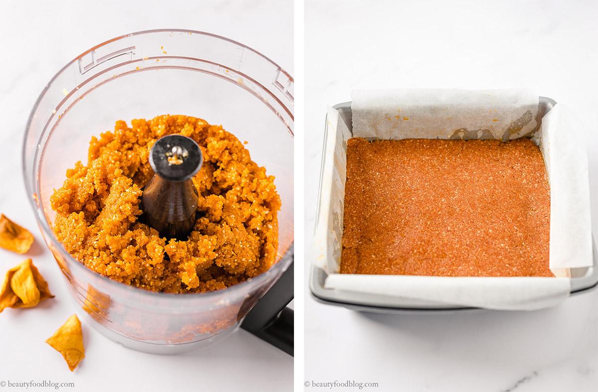 come fare le barrette energetiche alle albicocche e mandorle senza zucchero how to make almond apricot sugar-free energy bars
