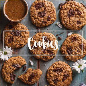 indice ricette biscotti vegani senza glutine vegan gluten-free cookies recipes