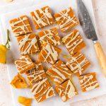 ricetta barrette energetiche alle albicocche e mandorle senza zucchero apricot almond energy bars sugar-free with mango